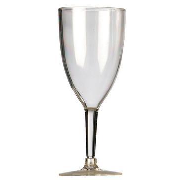 Clear VANGO Acrylic Wine Glasses (Set of 4)