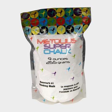 WHITE Metolius Super Chalk (9oz)