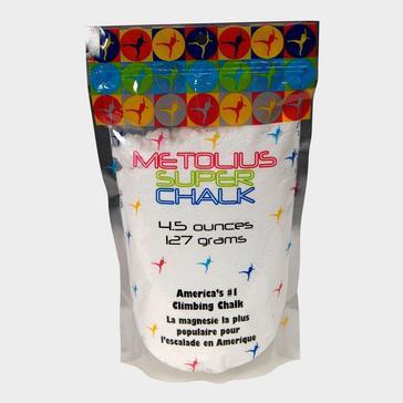 WHITE Metolius Super Chalk (4.5 oz)