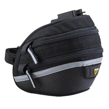 BLACK Topeak Wedge Pack II (Medium) Saddle Bag