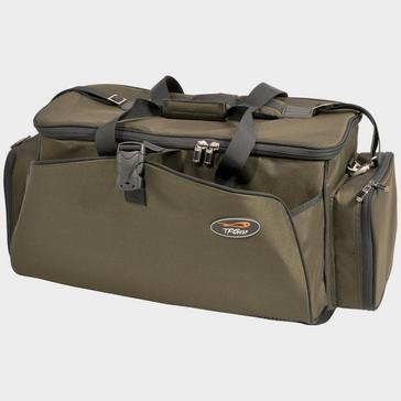 Green TFGEAR Compact Carryall Fishing Cool Bag