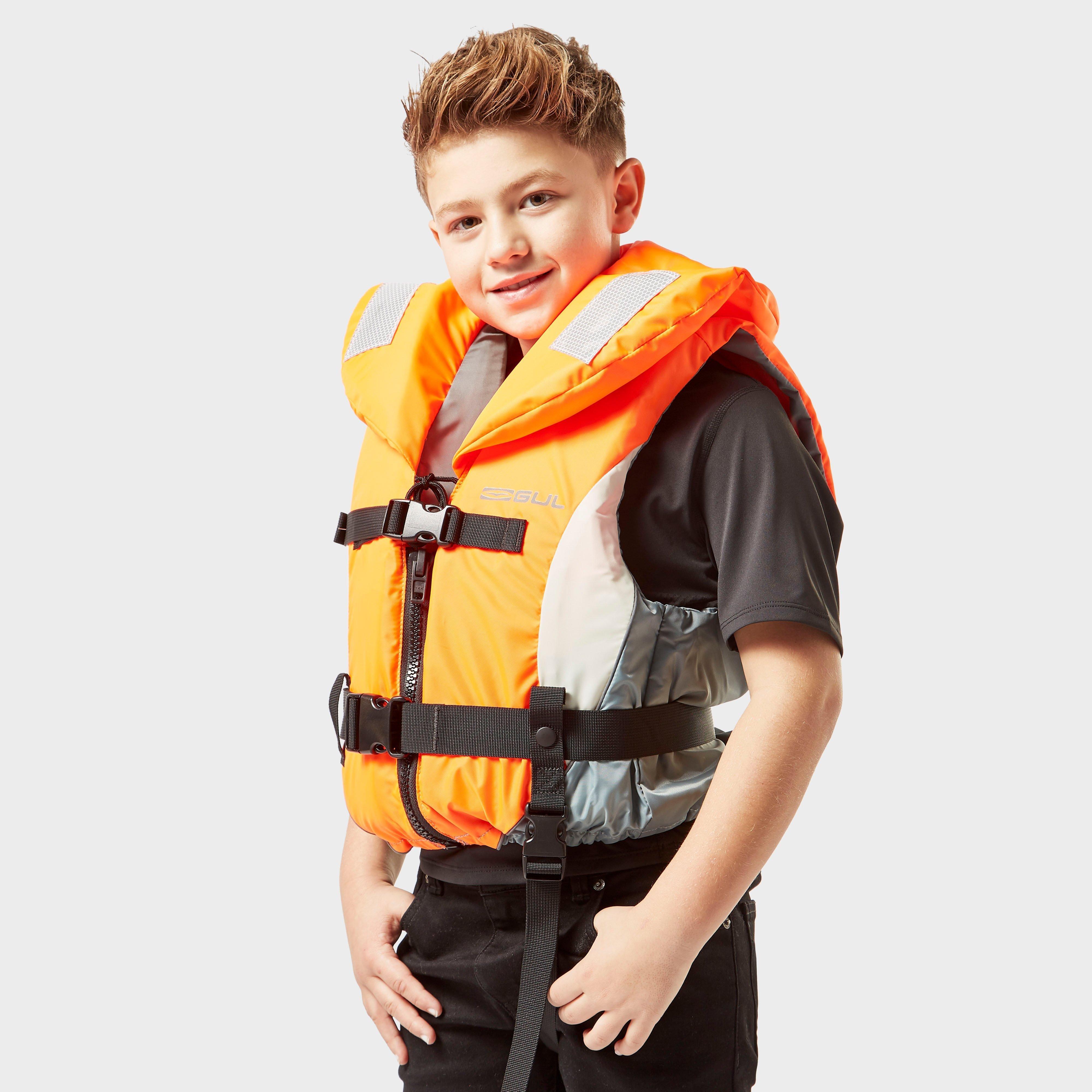 Gul Watersports Gul Watersports 100N Dartmouth Childs Lifejacket - Orange, Orange