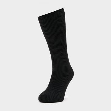 BLACK Heat Holders Children's Heat Holder Socks (age 8+)