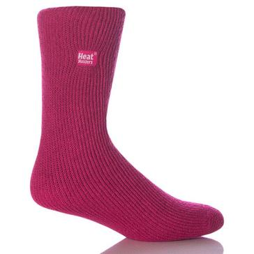 Pink Heat Holders Kids' Heat Holder Socks