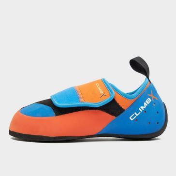 BLUE Climb X Kids' Kinder Climbing Shoe