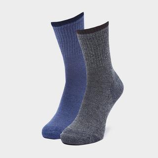 Men's Walking Socks (2 Pair Pack)