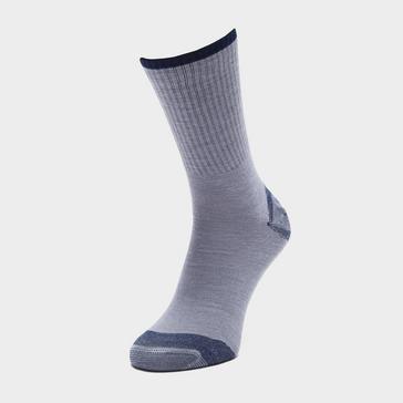 Grey HI-GEAR Women's Double Layer Walking Socks