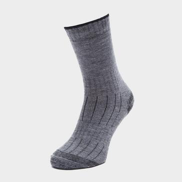 Grey HI-GEAR Men's Merino Socks