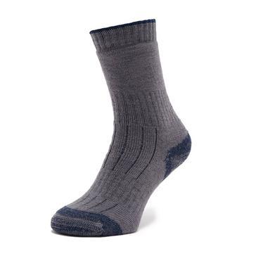 Blue HI-GEAR Women's Merino Socks