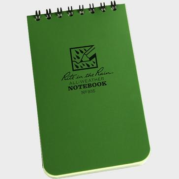 GREEN Rite Pocket Notebook (3