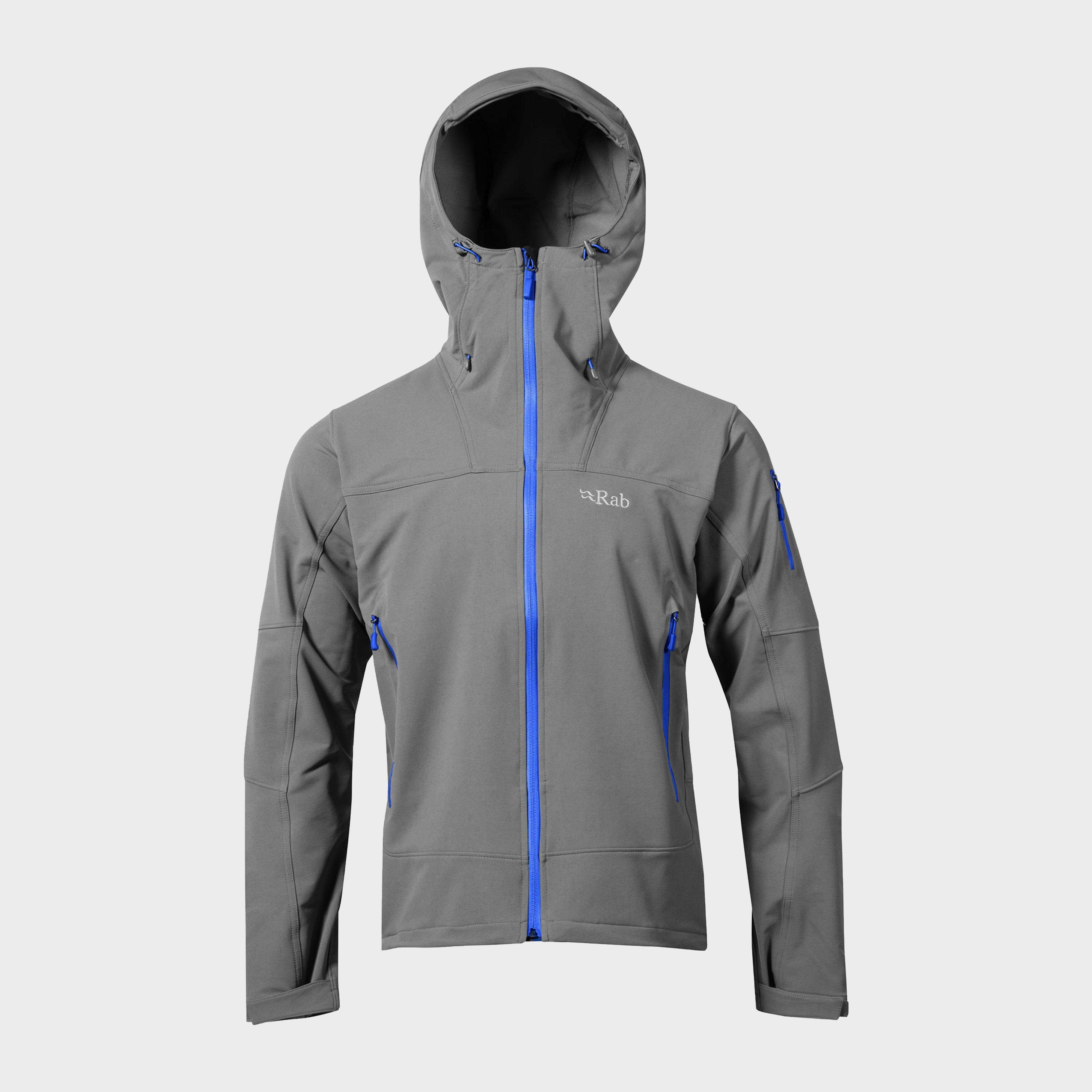 Rab Rab Mens Exodus Softshell Jacket - N/A, N/A
