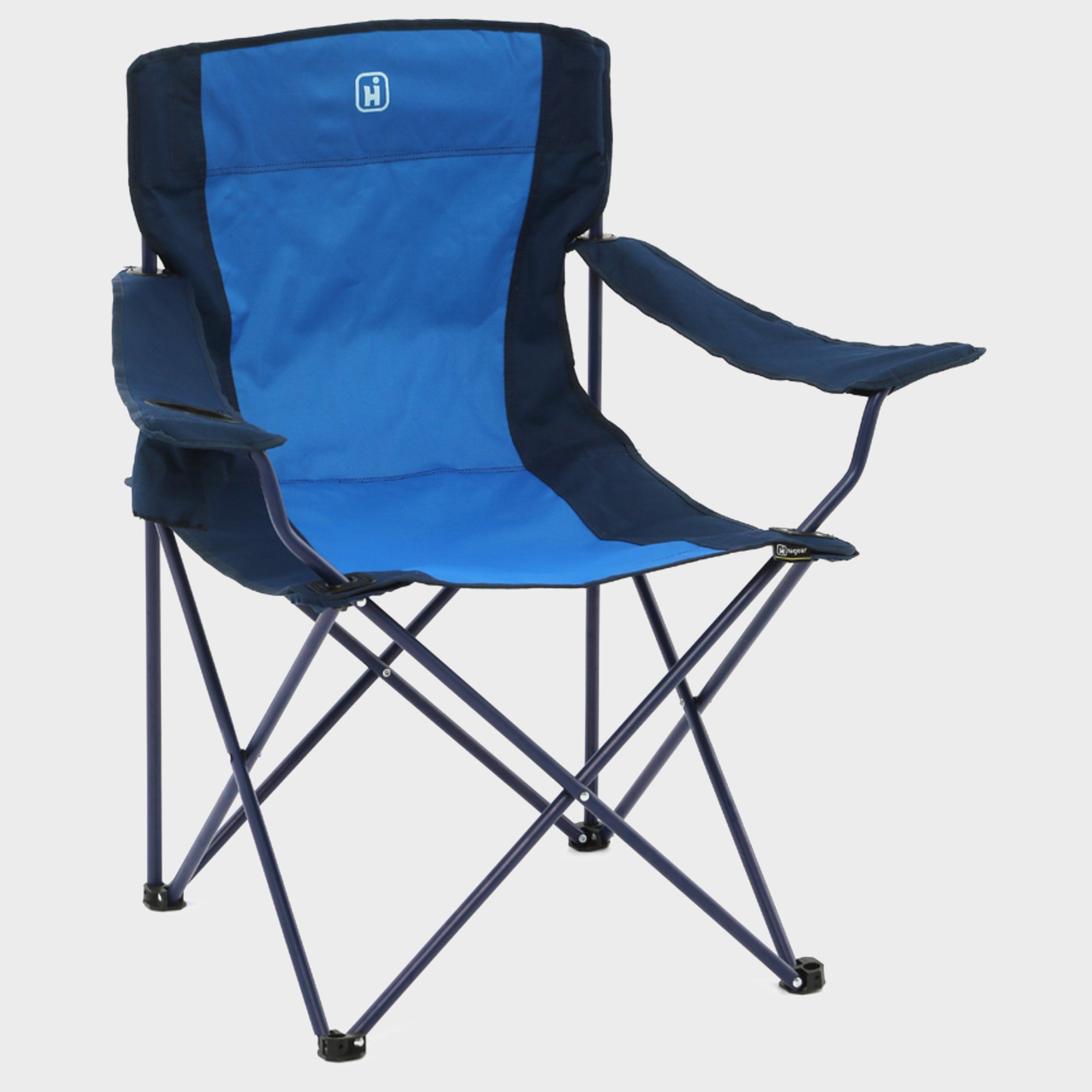 Hi-Gear Hi-Gear Maine Camping Chair, Blue