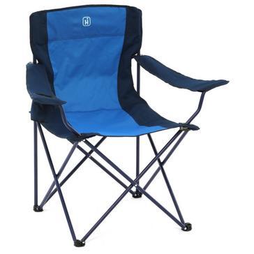 Blue HI-GEAR Maine Camping Chair