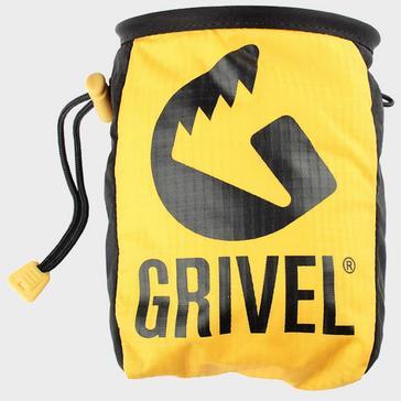 YELLOW Grivel Chalk Bag