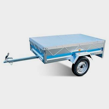Silver Maypole MP68121 Trailer Flat Cover (Fits MP6812)