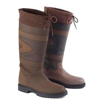 BROWN Toggi Quebec Country Boot