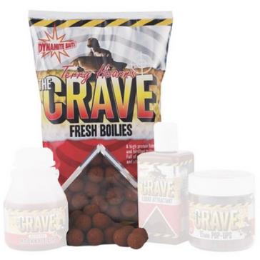 brown Dynamite Terry Hearn's Crave Boilies 1kg 18mm