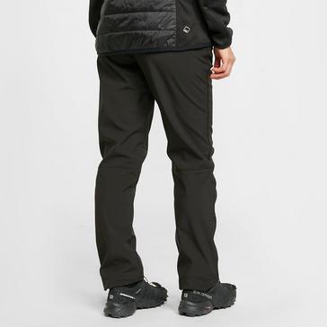 Black Regatta Women's Geo Softshell Trousers II