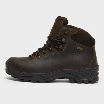 BROWN Hi Tec Women's Summit Waterproof Hiking Boots