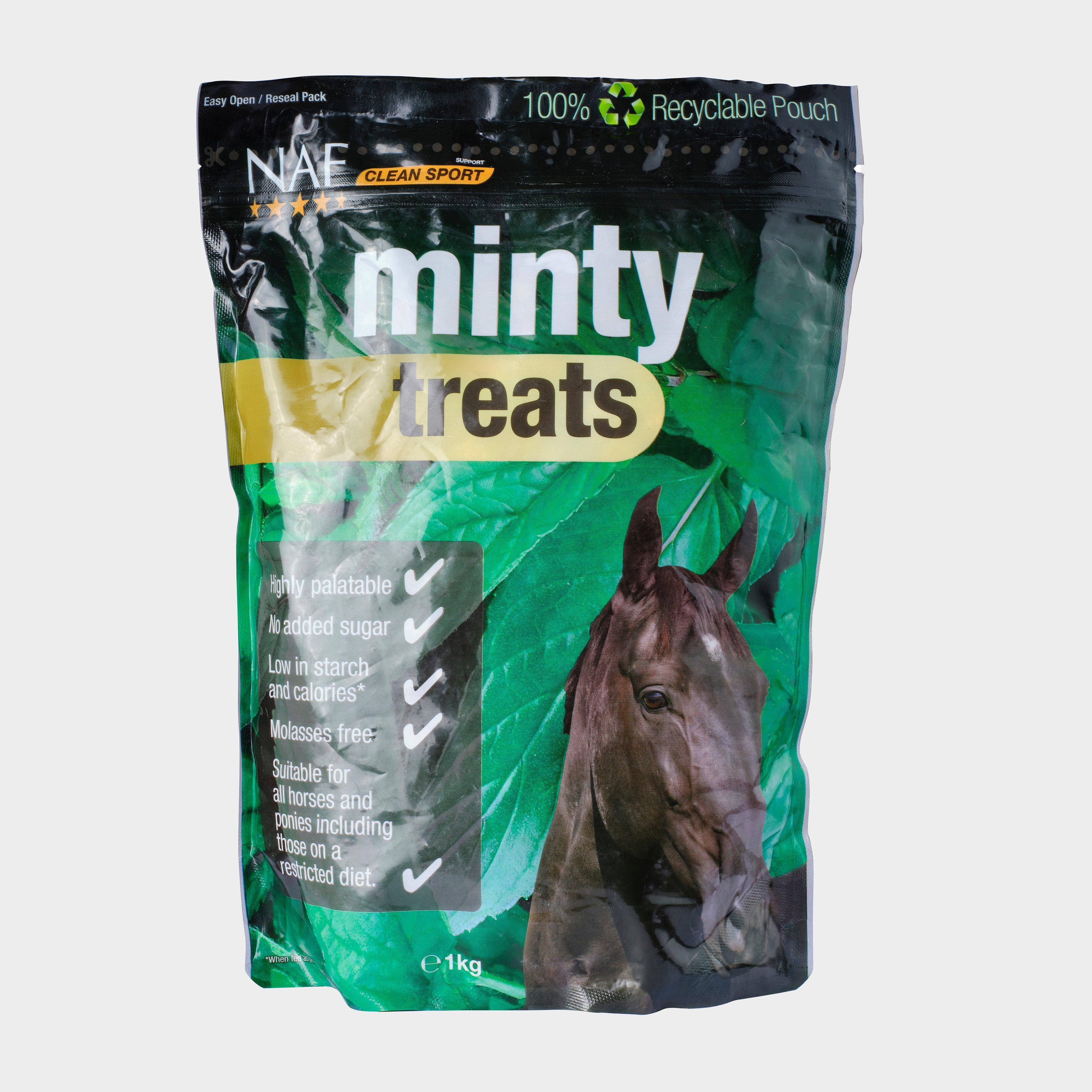 Image of Naf Minty Horse Treats - Brown/Treats, Brown/TREATS
