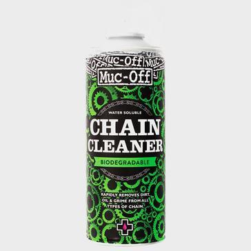 white Muc Off Bio Chain Cleaner (400ml)