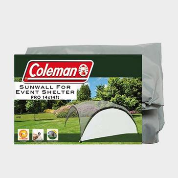 SILVER COLEMAN Sunwall for Event Shelter Pro (14' x 14')