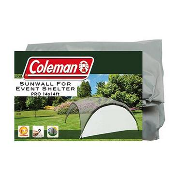 SILVER COLEMAN Sunwall for Event Shelter Pro (14x14)