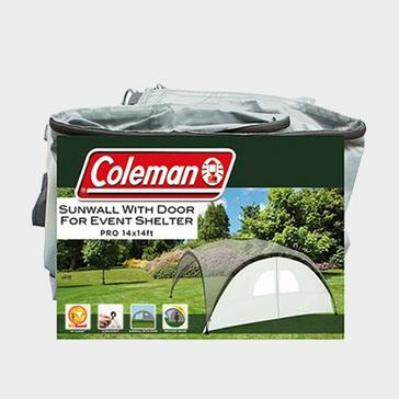Silver COLEMAN Sunwall Door for Event Shelter Pro (14' x 14')
