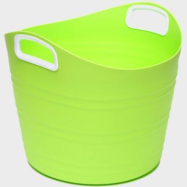 Green HI-GEAR 10.5 Litre Flexi Tub