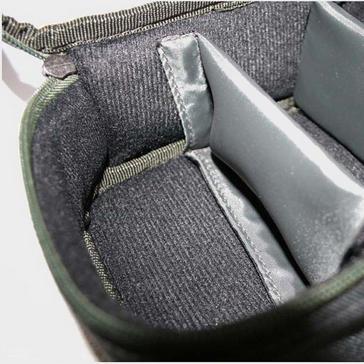 Grey NGT 3 Way 'Clear Top' Deluxe Lead Bag
