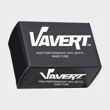 BLACK Vavert 27.5 x 1.75/2.125 Presta (48mm) Innertube