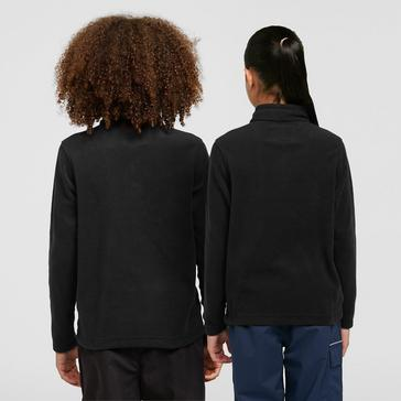 Black Regatta Kids' Hot Shot II Fleece