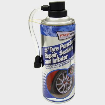 Silver STREETWIZE Tyre Saver (Pair)
