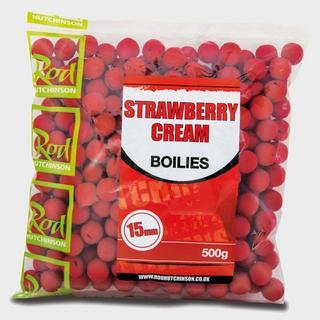 Strawberry Cream Boilies 15mm (500g)