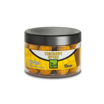 yellow R Hutchinson Pop Ups Mega Tigernut Spice 15mm