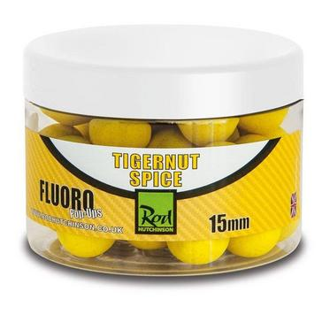 yellow R Hutchinson Fluoro Pop Ups 15mm Tigernut Spice