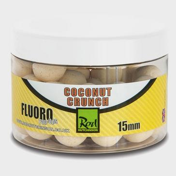 Multi R Hutchinson Fluoro Pop Ups 15mm, Coconut Crunch