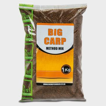 BROWN R Hutchinson Big Carp Method Mix