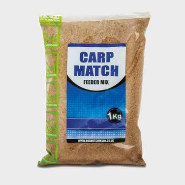 BROWN R Hutchinson Carp Match Feeder Mix