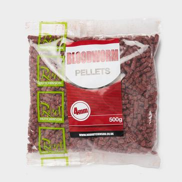 Red R Hutchinson Bloodworm Pellets (4mm)