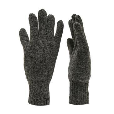 Grey Heat Holders Men's Thermal Glove