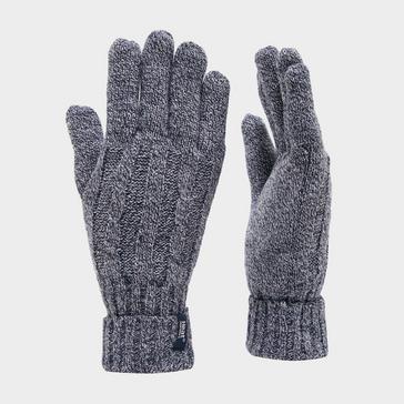 Navy Heat Holders Women's Thermal Gloves