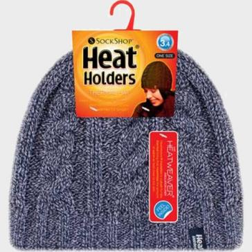 Grey Heat Holders Women's Thermal Hat