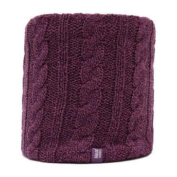Purple Heat Holders Ladies' Neck Warmer