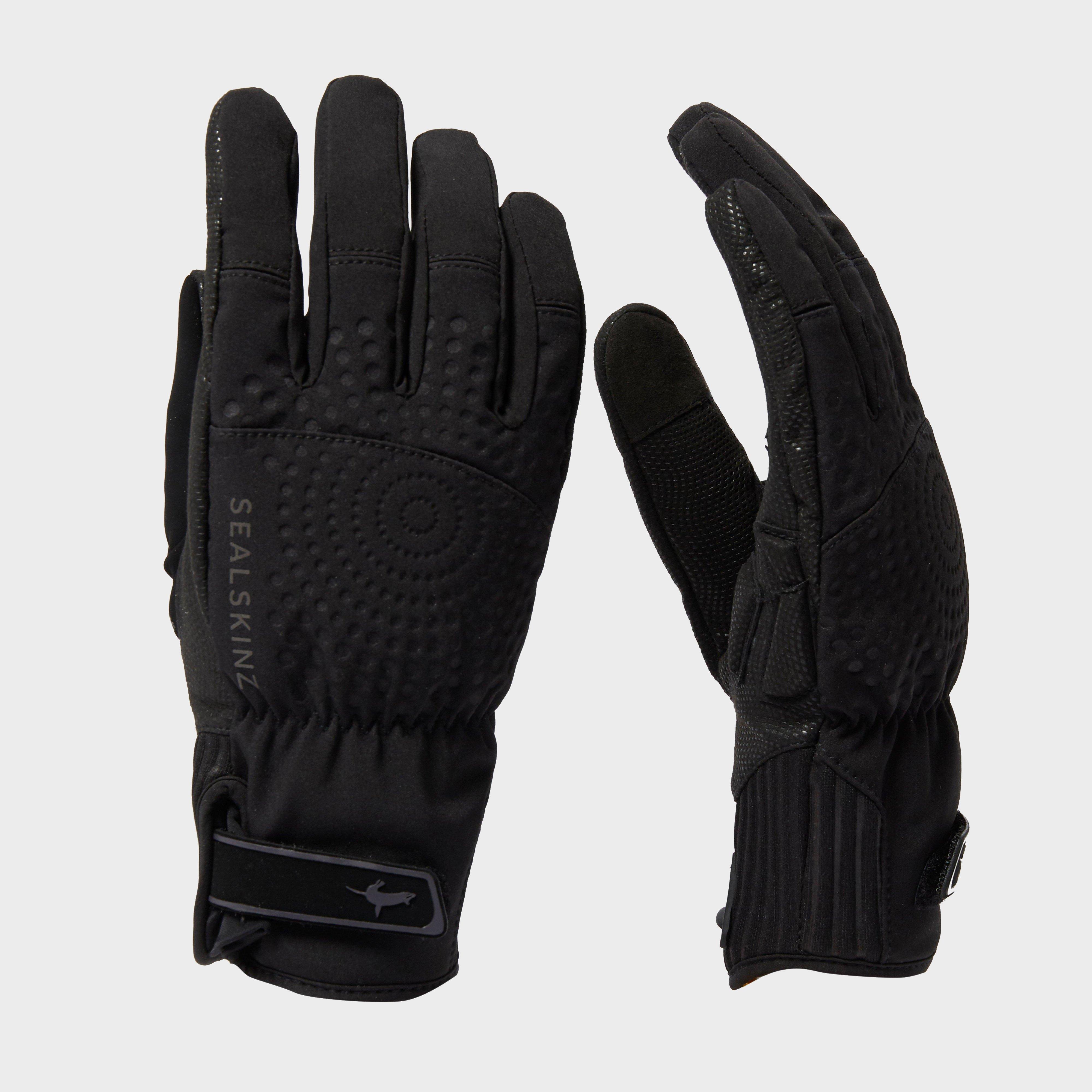 SealSkinz Sealskinz womens Brecon XP Gloves - Black, Black