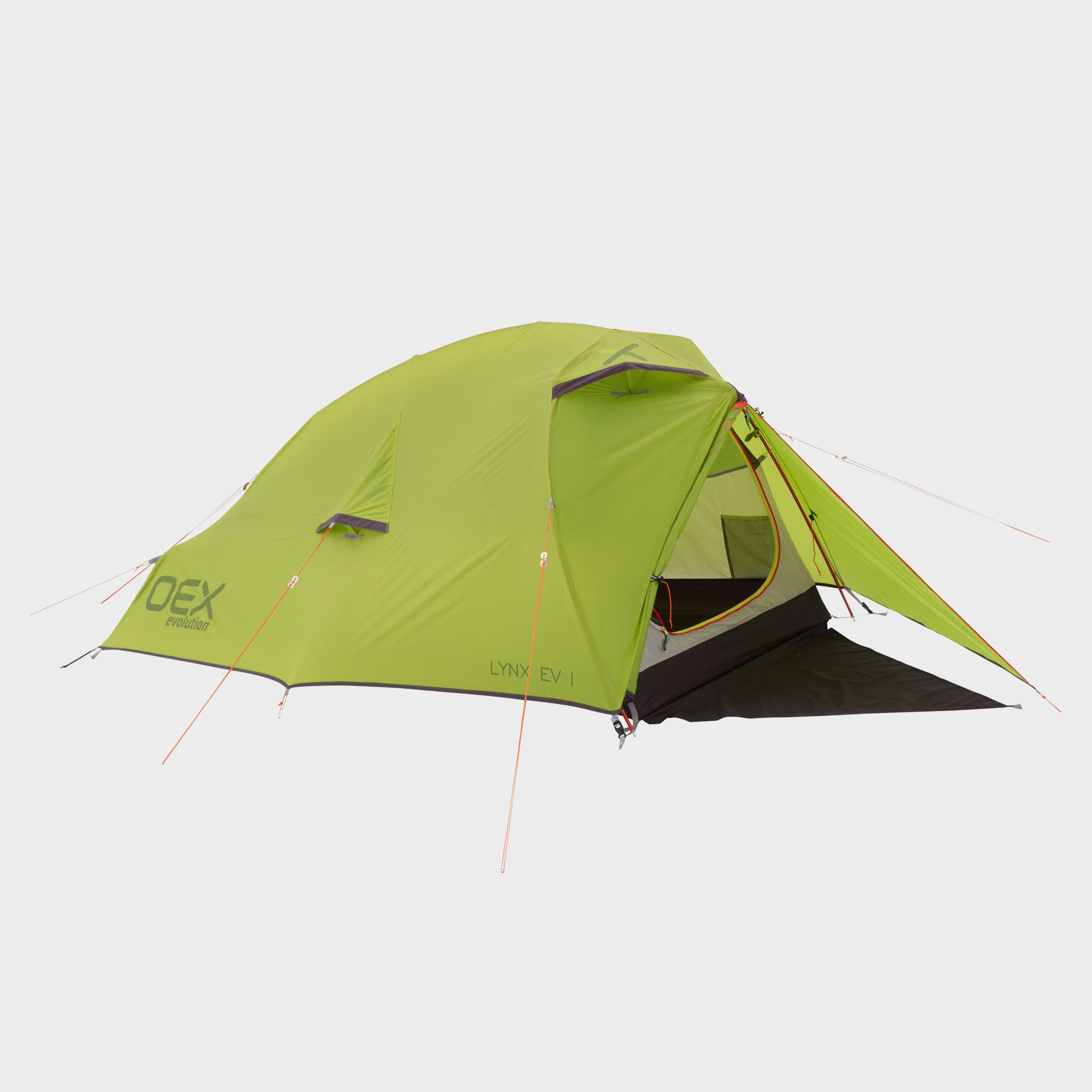 Oex Oex Lynx EV I 1 Person Backpacking Tent