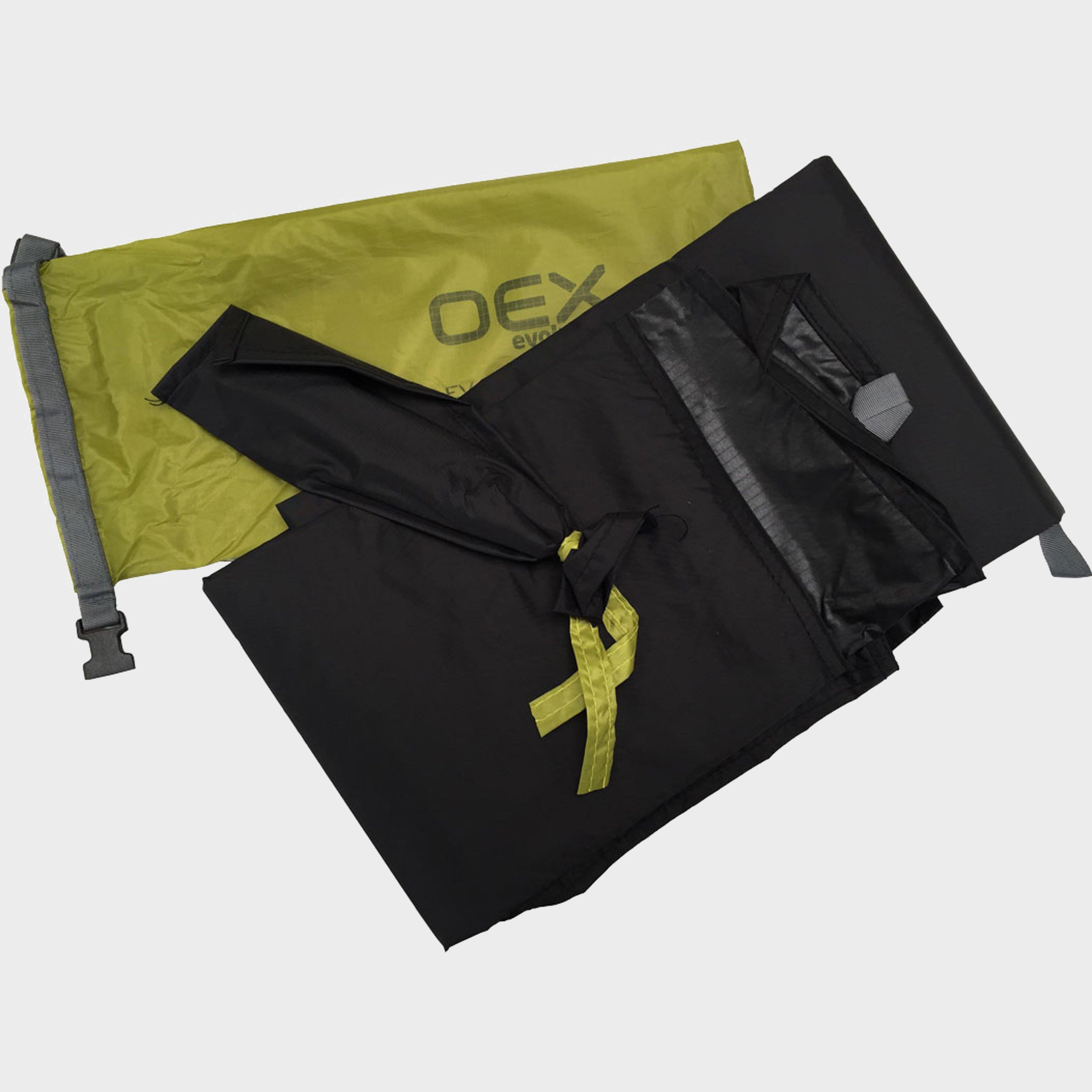 Oex Lynx Ev Ii Footprint - Black/Groundsheet, Black