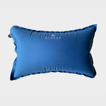 BLUE HI-GEAR Dreamer Self-Inflating Pillow