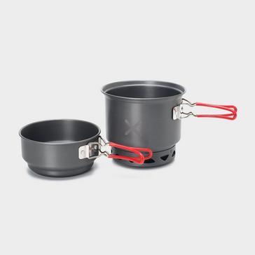 Grey|Grey OEX Sola-X Cookset