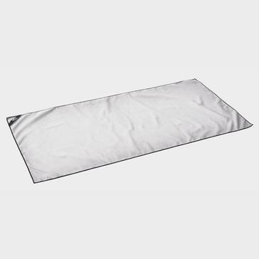 grey OEX Microfibre Trekking Body Towel